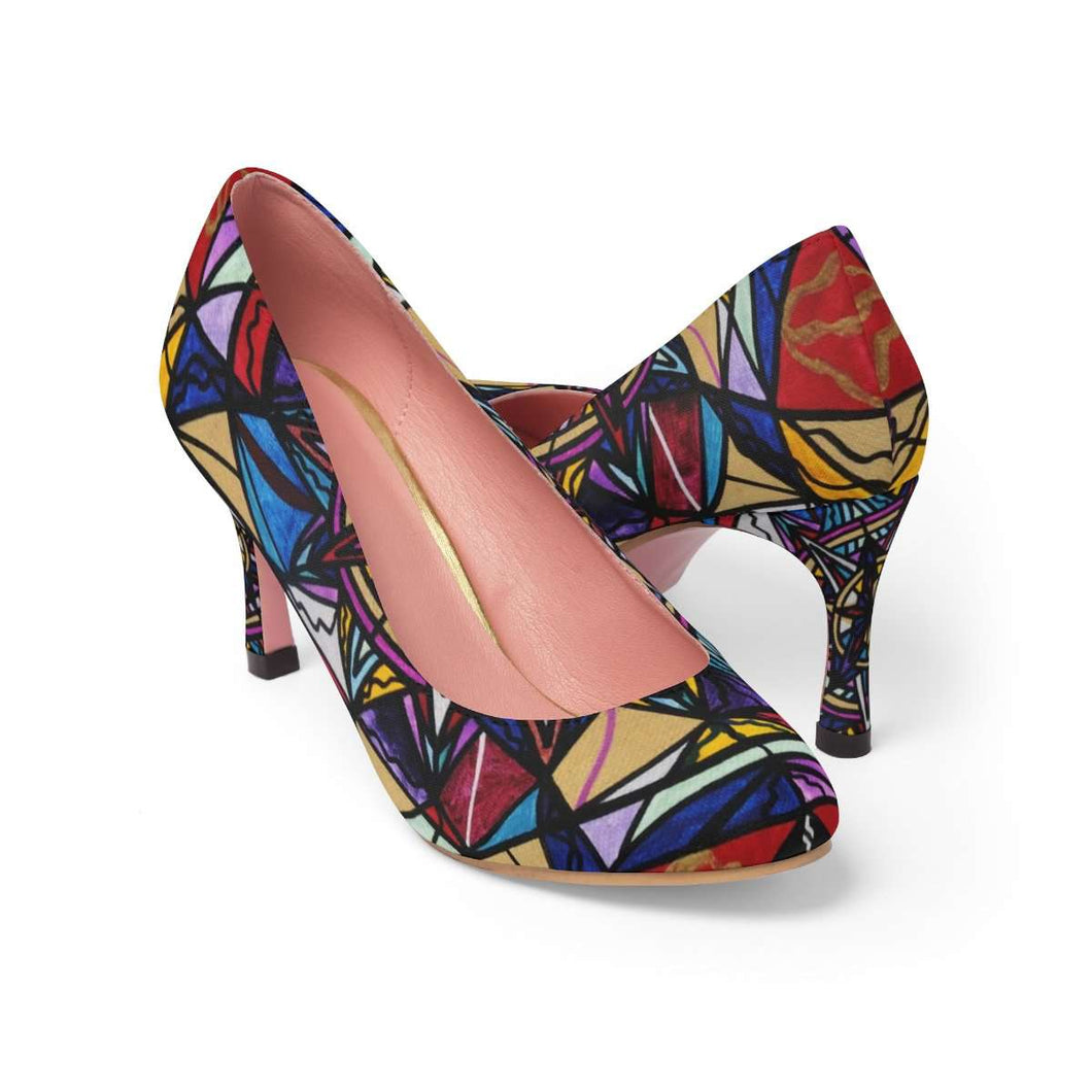 Financial Freedom - Women's High Heels