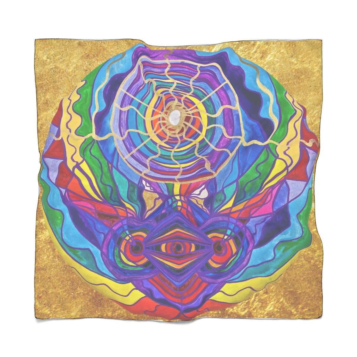 Raise Your Vibration - Frequency Scarf