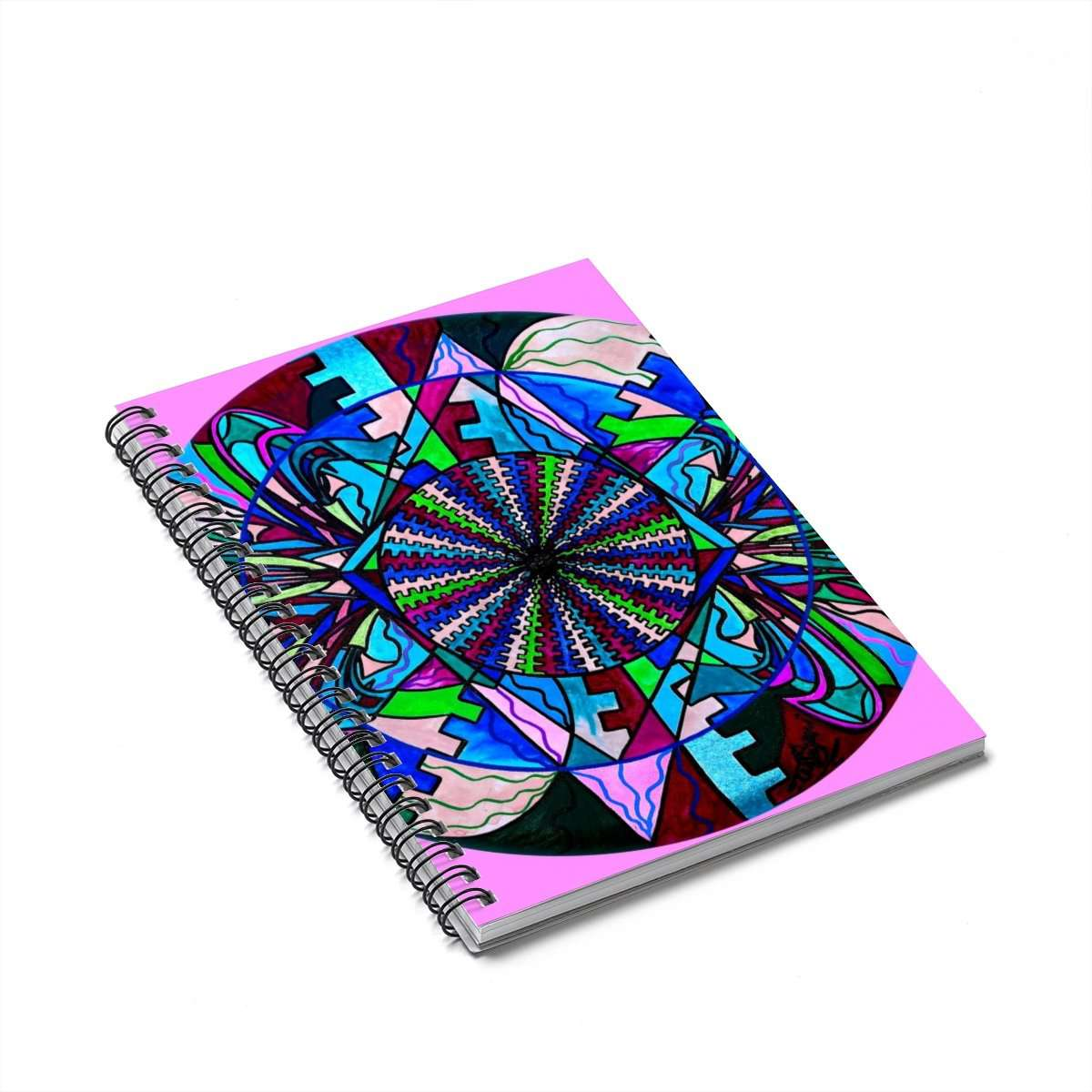 Integration Model - Spiral Notebook