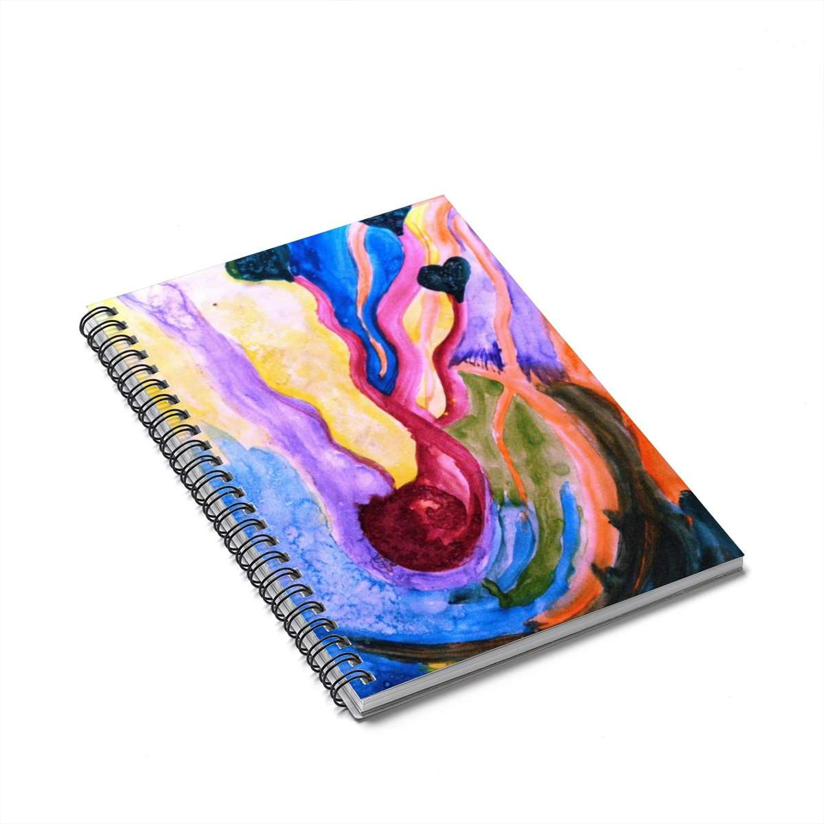 Maternity - Spiral Notebook