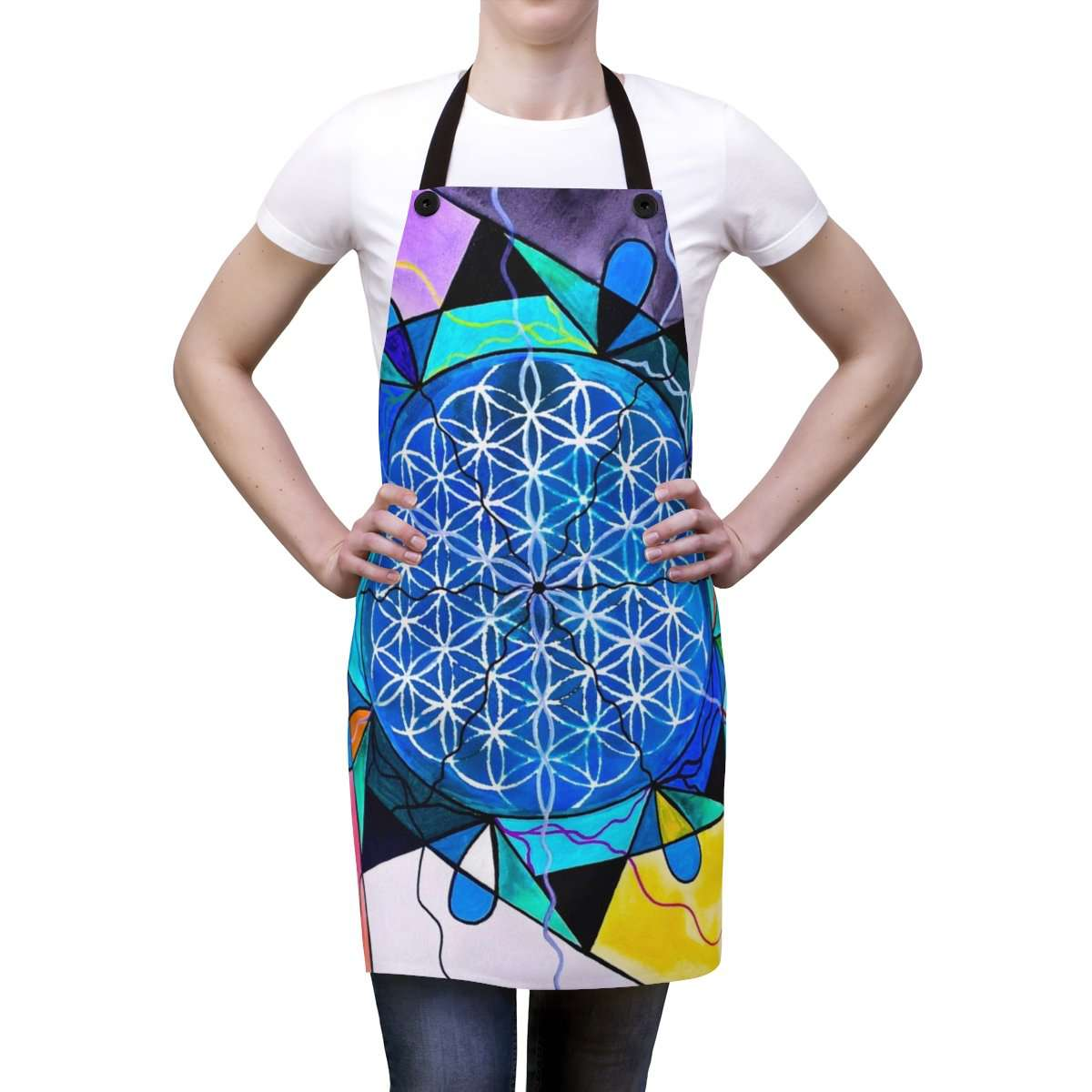 The Flower of Life - Apron
