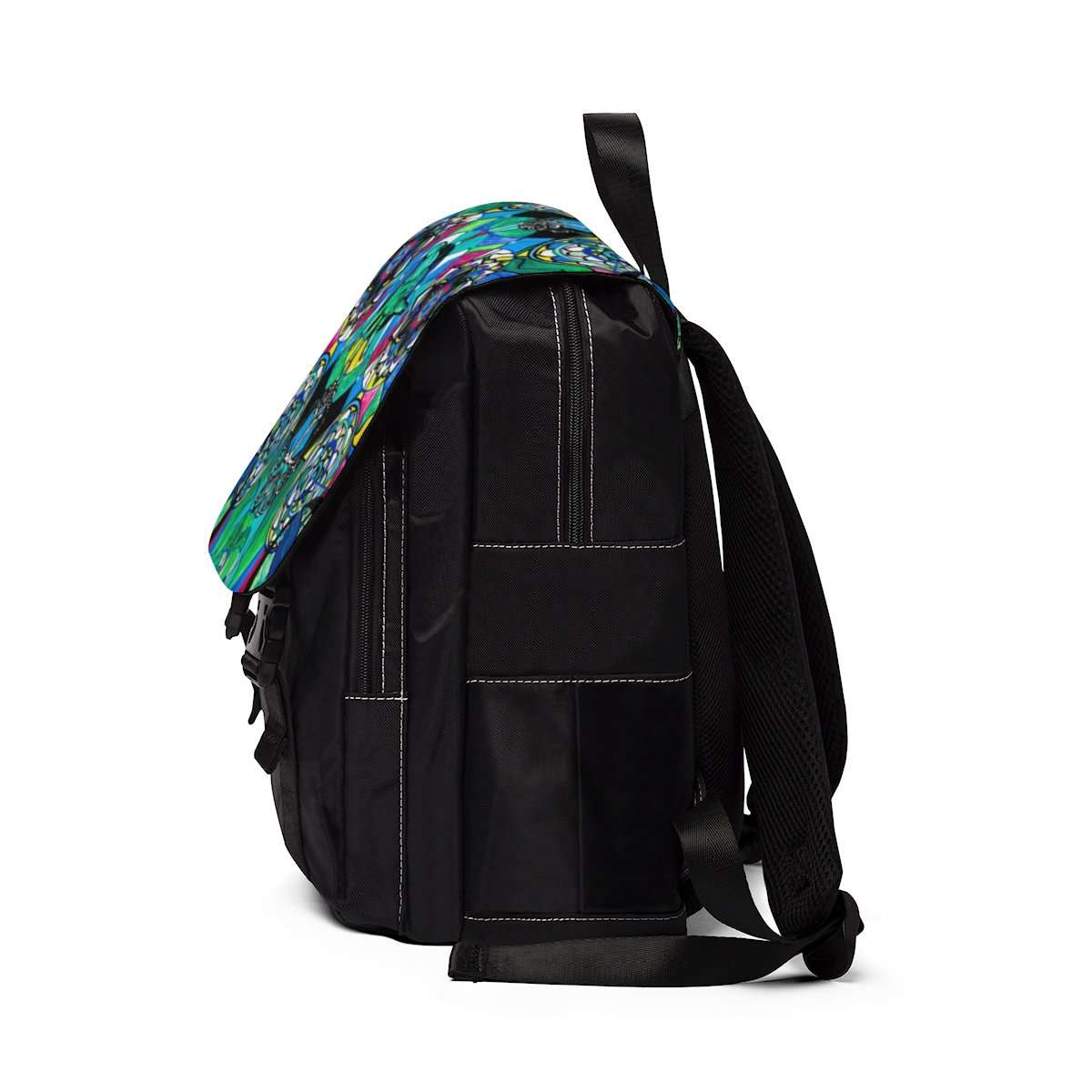 Trust - Unisex Casual Shoulder Backpack