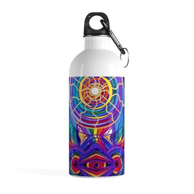 Raise Your Vibration - Stainless Steel Water Bottle