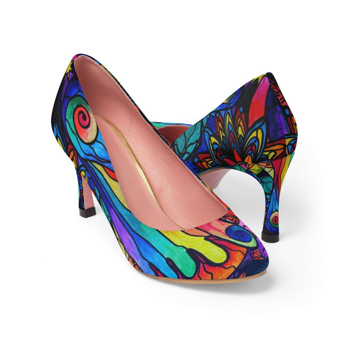Moving Forward - Women's High Heels