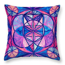 Load image into Gallery viewer, Feminine Interconnectedness - Throw Pillow