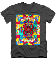 Load image into Gallery viewer, Festivity - Men's V-Neck T-Shirt