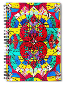 Festivity - Spiral Notebook