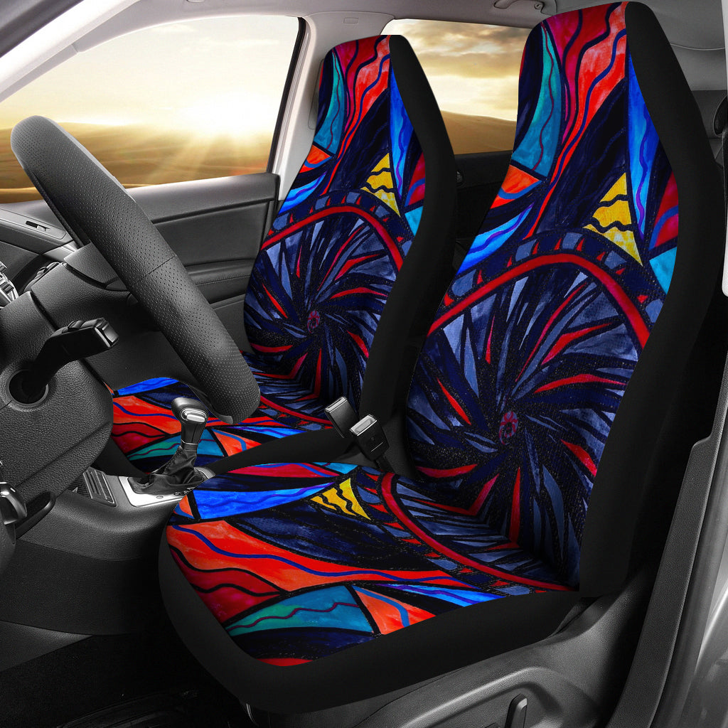 Transforming Fear - Car Seat Covers (Set of 2)