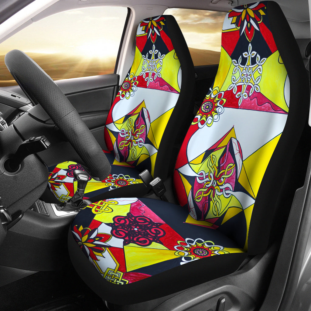 Interdependence - Car Seat Covers (Set of 2)