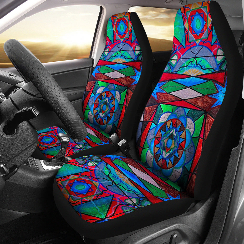 Sense of Security - Car Seat Covers (Set of 2)