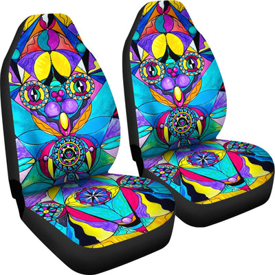 The Cure - Car Seat Covers (Set of 2)