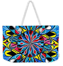 Load image into Gallery viewer, Gemini - Weekender Tote Bag