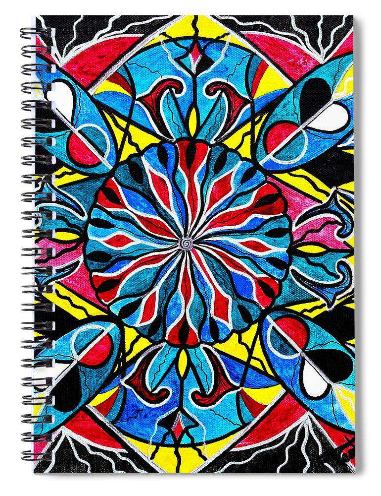 Gemini - Spiral Notebook