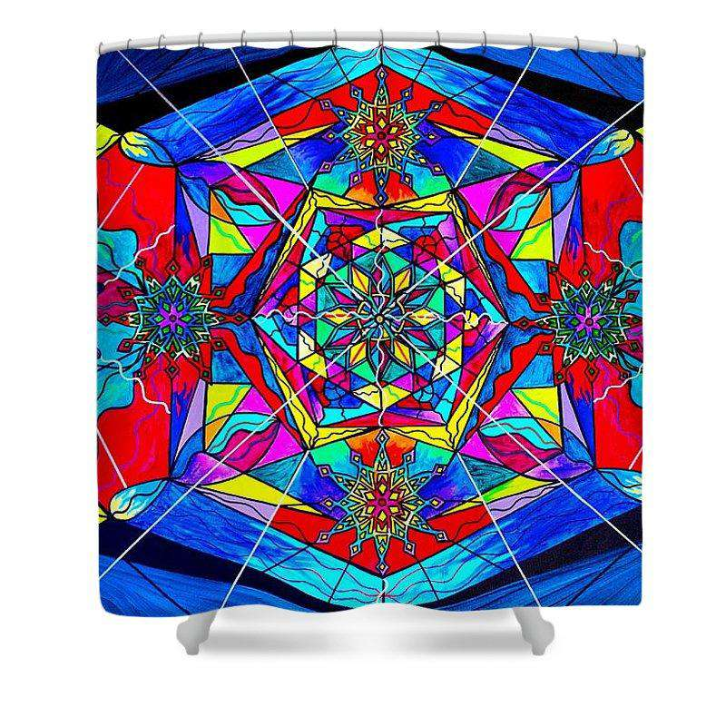 Gratitude - Shower Curtain