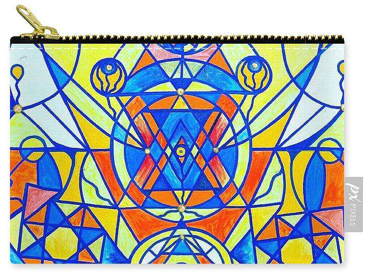 Happiness Pleiadian Lightwork Model - Carry-All Pouch
