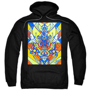 Load image into Gallery viewer, Happiness Pleiadian Lightwork Model - Sweatshirt