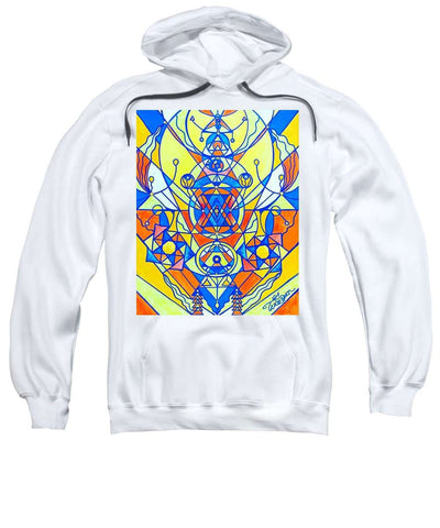 Happiness Pleiadian Lightwork Model - Sweatshirt