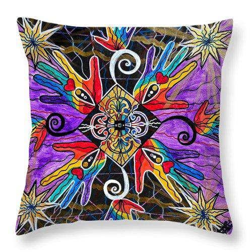 Heritage - Throw Pillow