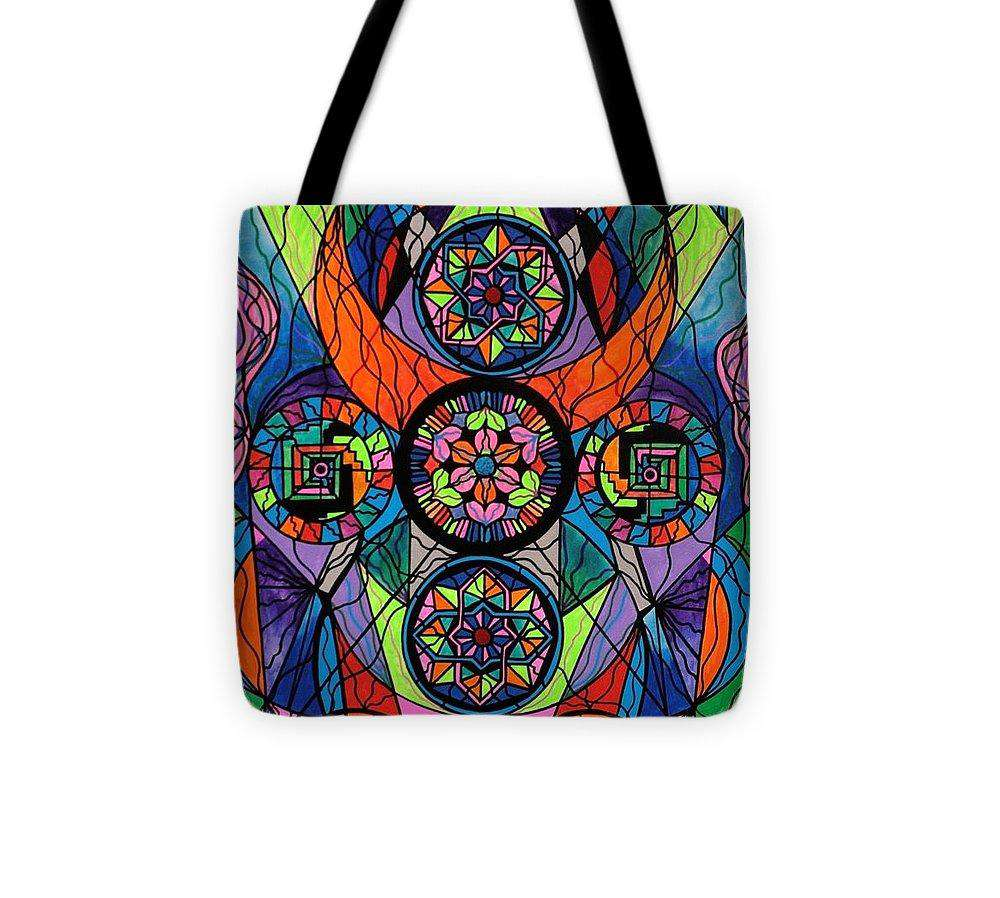 Higher Purpose - Tote Bag