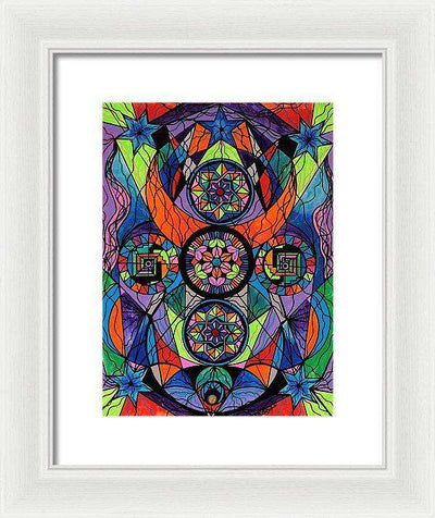 Higher Purpose - Framed Print
