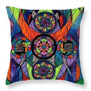 Higher Purpose - Throw Pillow