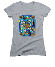 Load image into Gallery viewer, Honu - Women's V-Neck