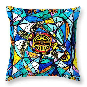 Honu - Throw Pillow