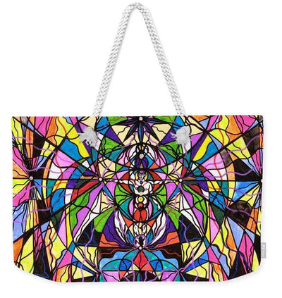 Human Ascension - Weekender Tote Bag