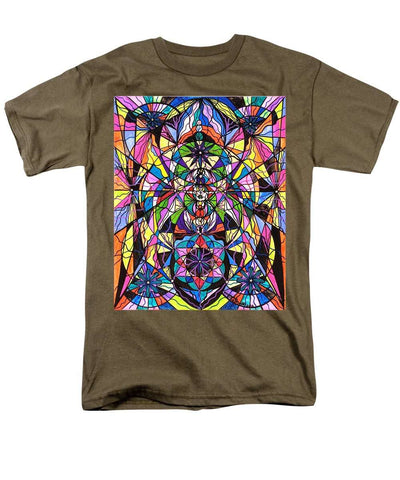 Human Ascension - Men's T-Shirt  (Regular Fit)