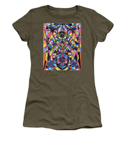 Human Ascension - Women's T-Shirt