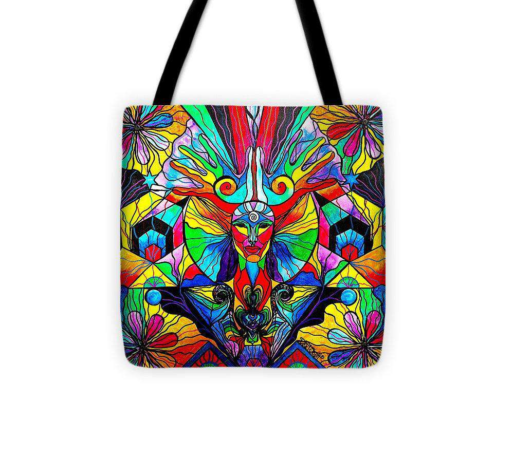 Human Self Awareness - Tote Bag
