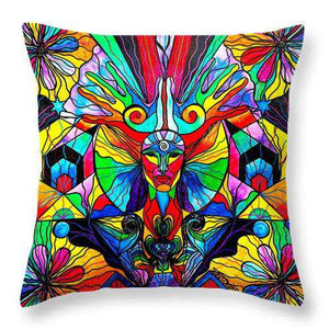 Human Self Awareness - Throw Pillow