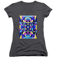 Load image into Gallery viewer, I Know  - Women's V-Neck