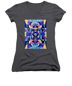 I Know  - Women's V-Neck