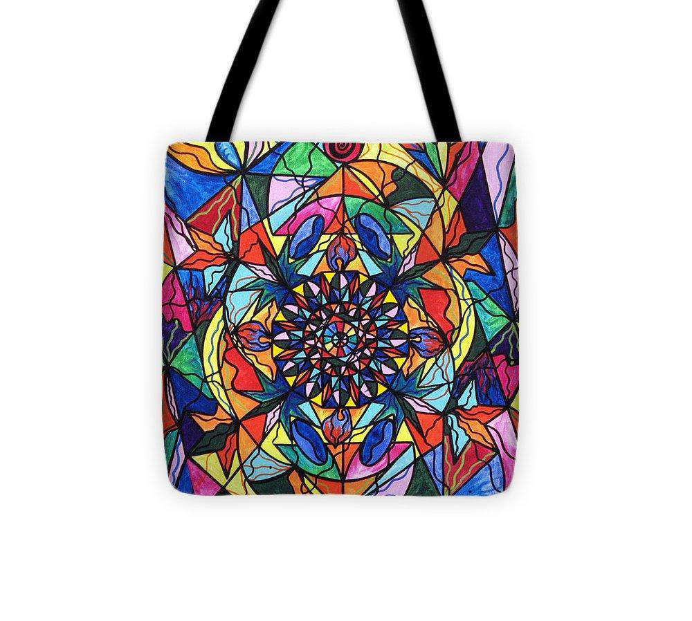 I Now Show My Unique Self - Tote Bag
