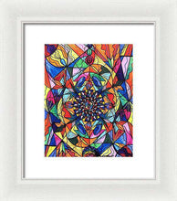 Load image into Gallery viewer, I Now Show My Unique Self - Framed Print