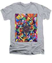 Load image into Gallery viewer, I Now Show My Unique Self - Men's V-Neck T-Shirt