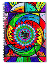 Load image into Gallery viewer, I Trust Myself To Create - Spiral Notebook