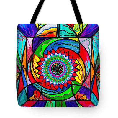 I Trust Myself To Create - Tote Bag