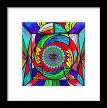 Load image into Gallery viewer, I Trust Myself To Create - Framed Print