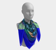 Load image into Gallery viewer, Arcturian Immunity Grid - Frequency Scarf