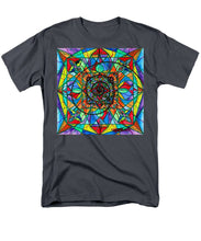 Load image into Gallery viewer, Improvement - Men's T-Shirt  (Regular Fit)