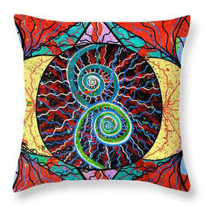 Inception - Throw Pillow