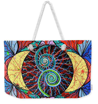 Inception - Weekender Tote Bag