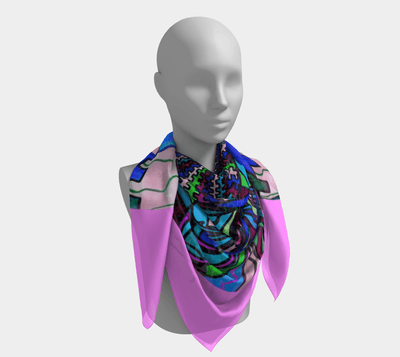 Pleiadian Integration Lightwork Model - Frequency Scarf