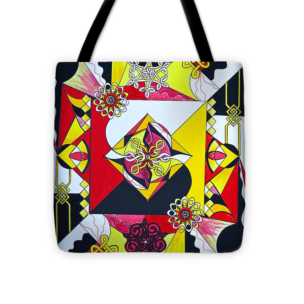 Interdependence - Tote Bag