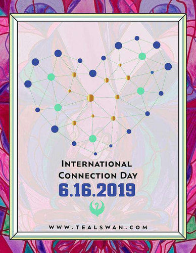 International Connection Day 2019 Intimacy Border - Art Print