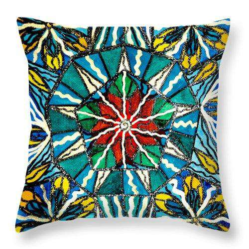 Island - Throw Pillow