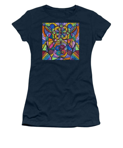 Jovial Optimism - Women's T-Shirt