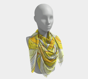 Joy - Frequency Scarf